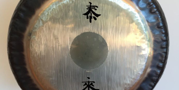 Gong and Crystal Bowl Healing